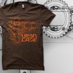 Kaos Sepeda URBN Crank T-shirt
