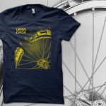 Kaos Sepeda URBN Wheelset T-shirt