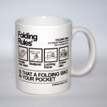 gelas sepeda URBNCASE foldingrules mug