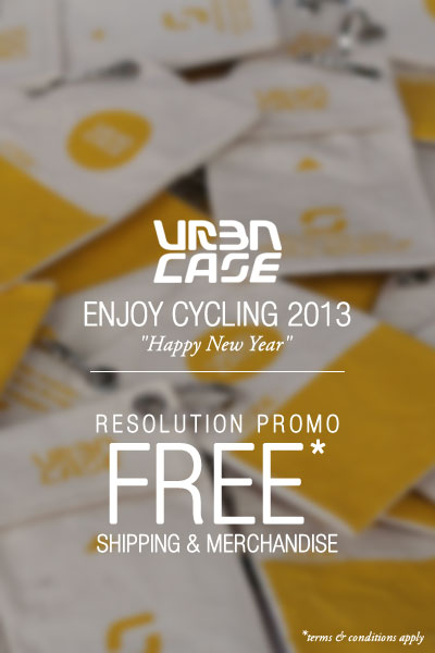 URBNCASE new year resolution promo