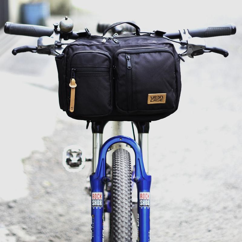 handlebar bag bicycle