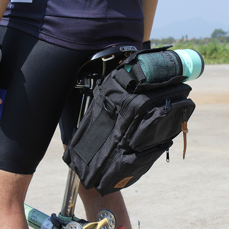 seatpost bag bicycle