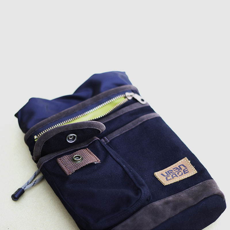 saddle bag canvas