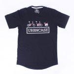 URBNCASE_brompton logo black tshirt front