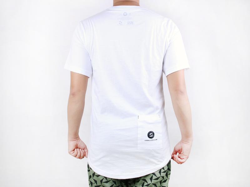 URBNCASE_Brompton logo white tshirt back