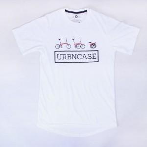 URBNCASE_Brompton logo white tshirt front 2