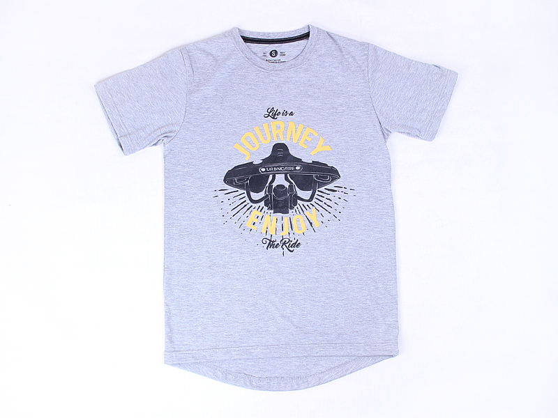 URBNCASE_sadle journey grey misty tshirt front