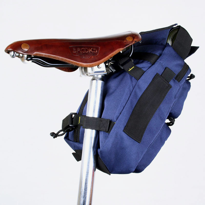 saddle bag bicycle