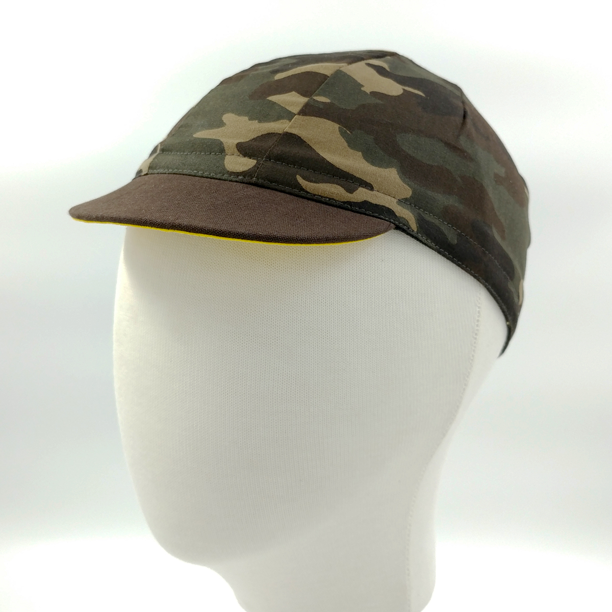 cycling cap - camo3panel1