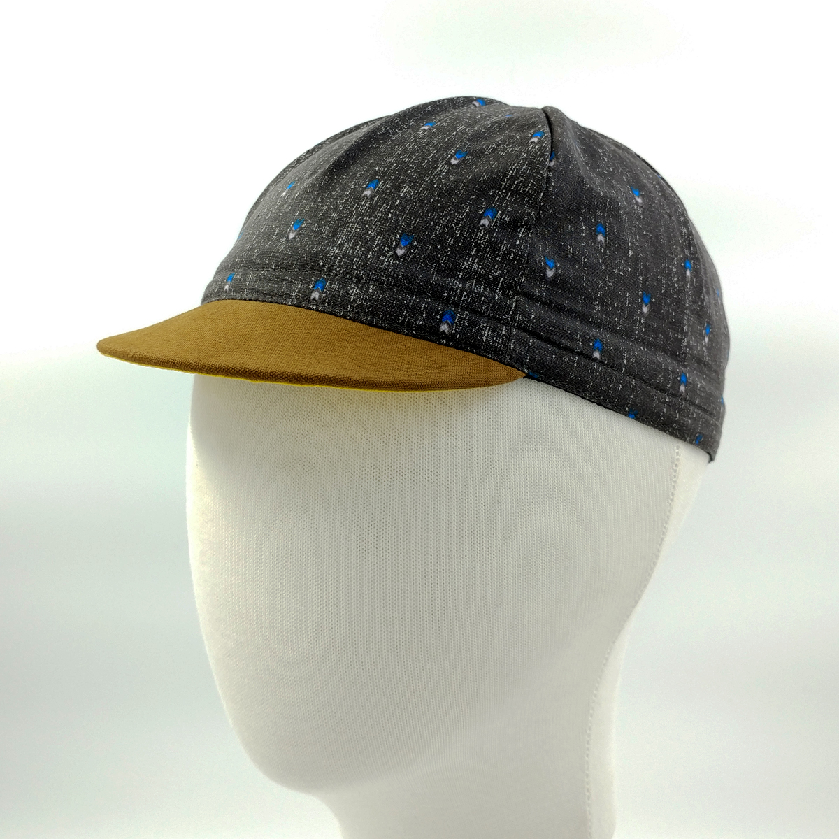 cycling cap - greyclue1