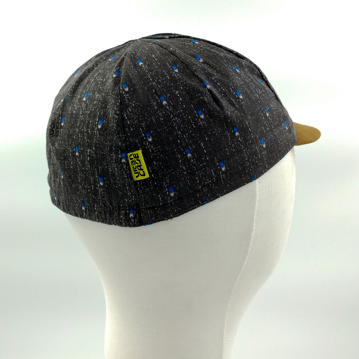 cycling cap - greyclue2