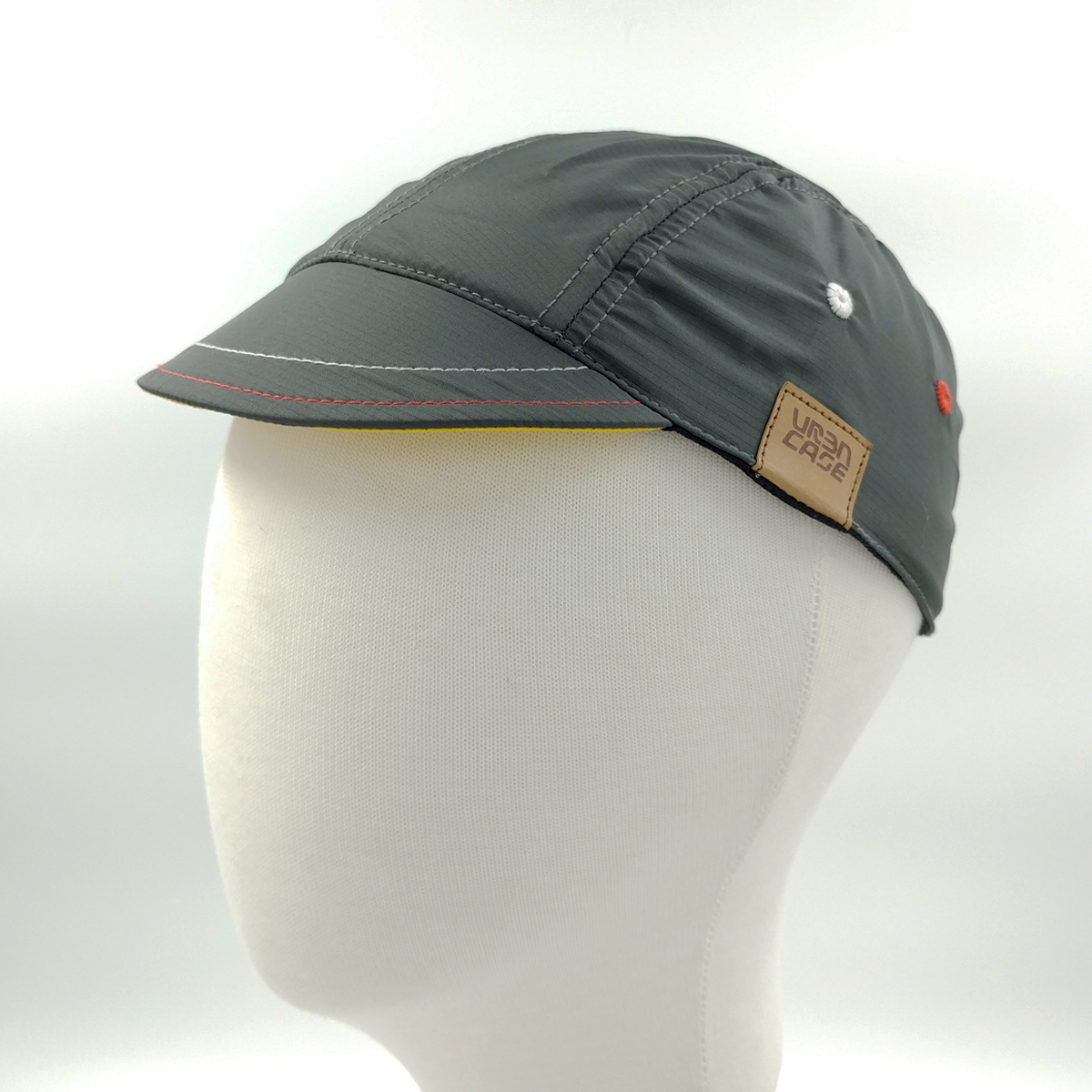 cycling cap - greygraven1