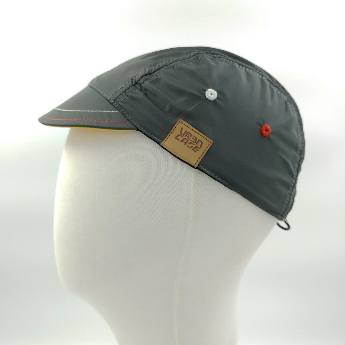 cycling cap - greygraven2
