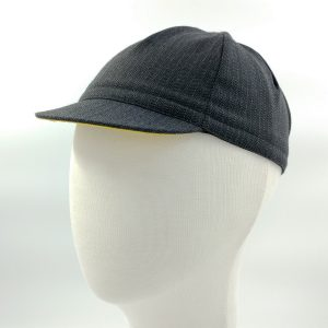 cycling cap - greyherringonewool1