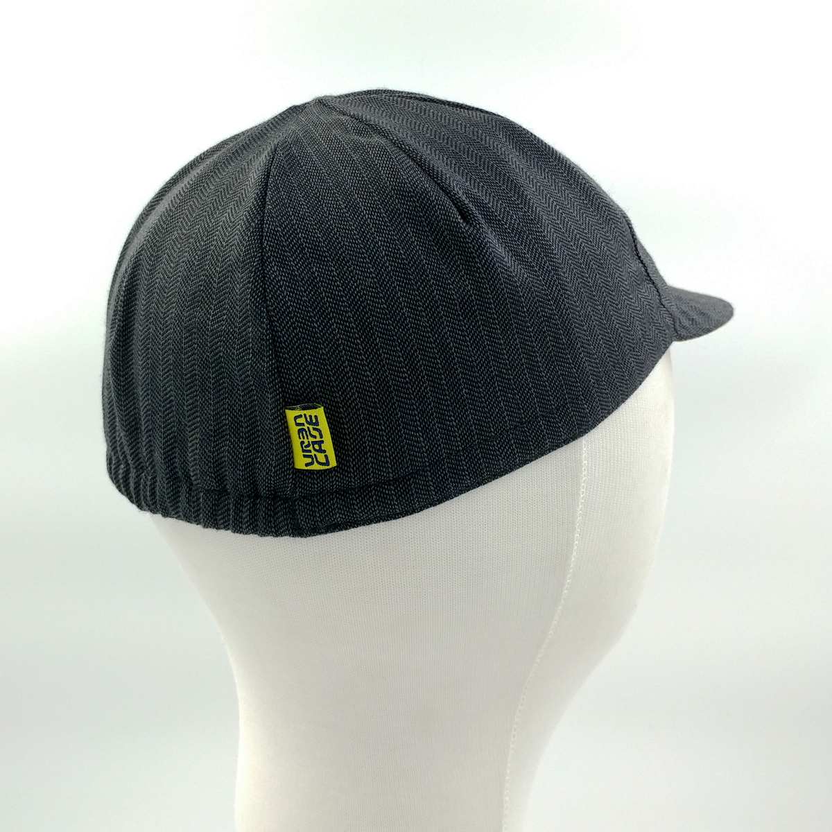 cycling cap - greyherringonewool2