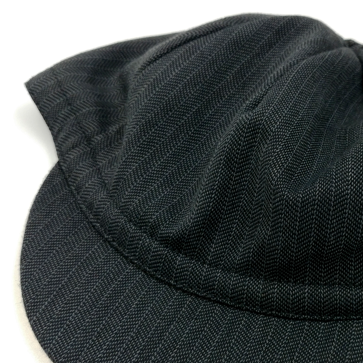 cycling cap - greyherringonewool4
