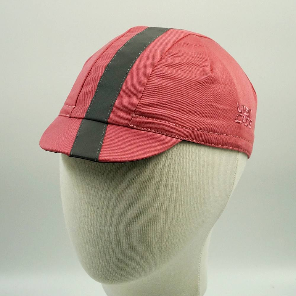 Cycling cap reflective UC Pink 1