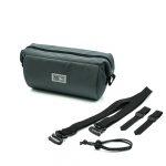 Grey Tubularwing Bag (barsaddle bag)