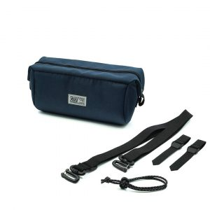 Navy Blue Tubularwing Bag (bar or saddle bag)