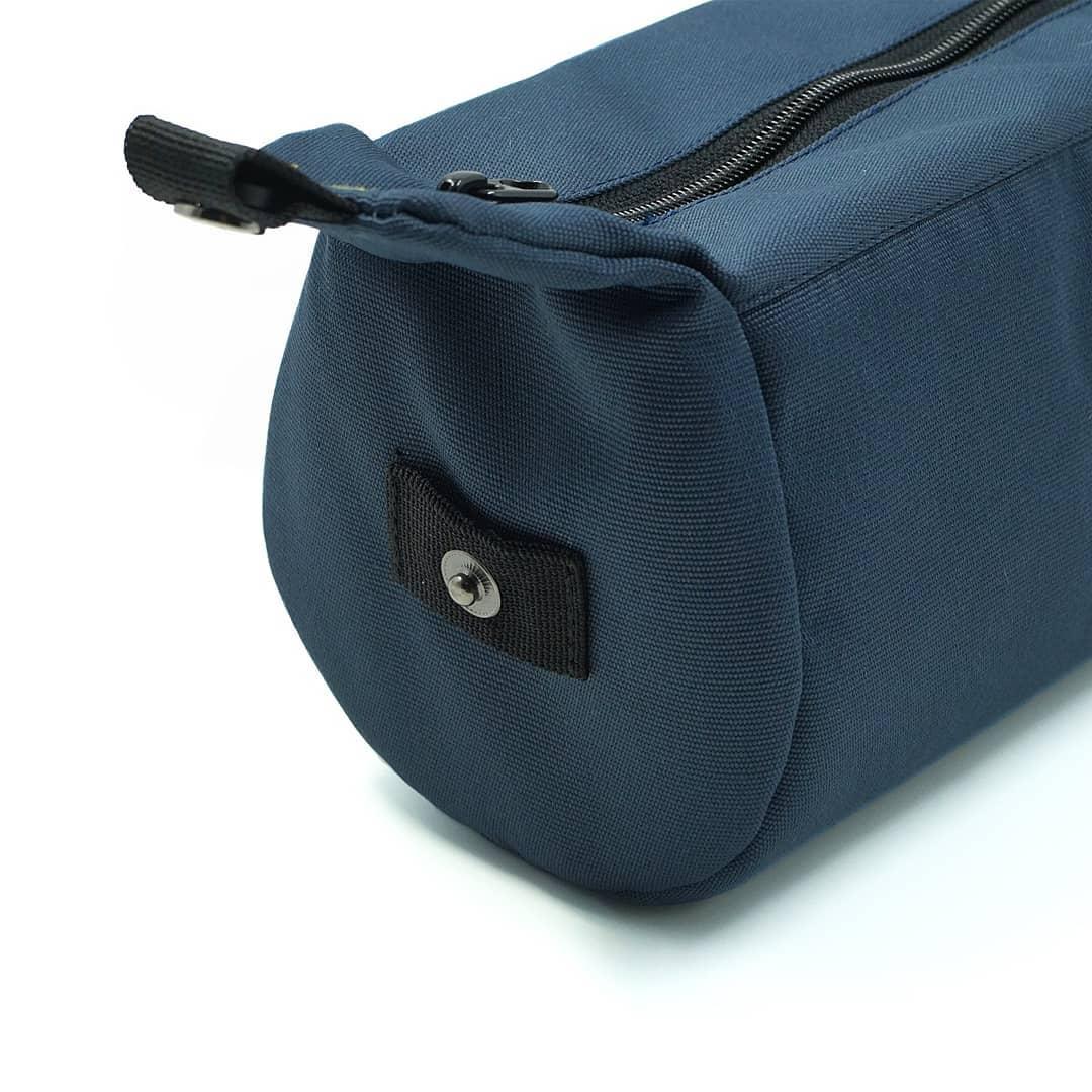 Navy Blue Tubularwing Bag (bar or saddle bag) detail