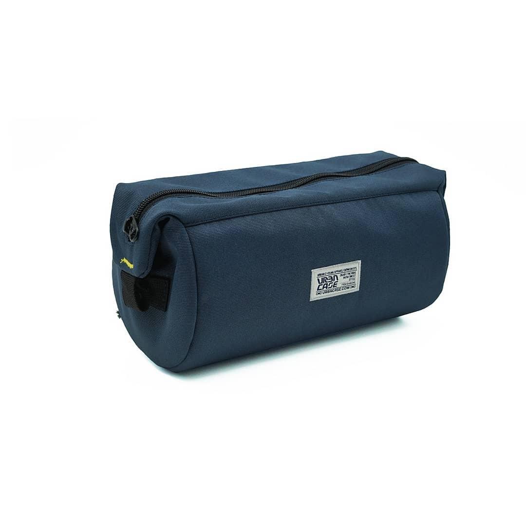 Navy Blue Tubularwing Bag (bar or saddle bag) tanpa sling