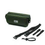 Olive Green Tubularwing Bag (bar or saddle bag)