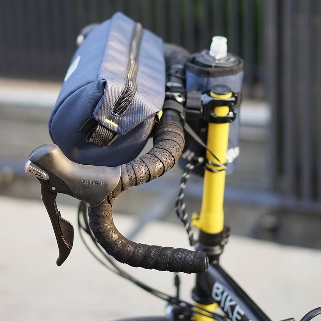 Tubularwing Bag (bar or saddle bag) bar angle