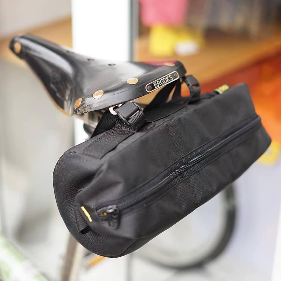 Tubularwing Bag saddle detail